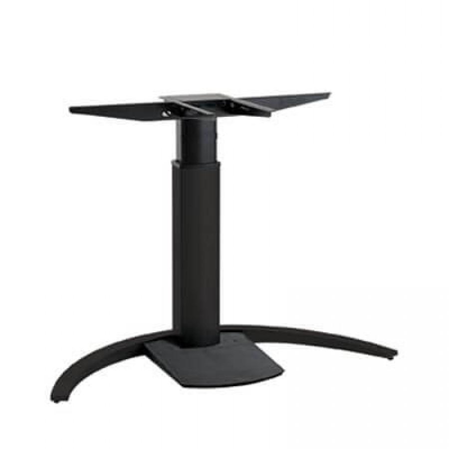Birou reglabil 901-19 Design Negru